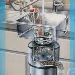 Funcionamiento triturador de desperdicios