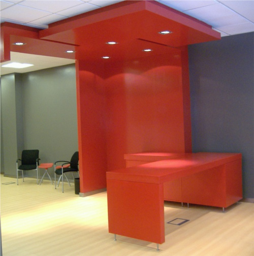 Reforma oficinas reale albacete soluziones profesionales for Oficina del consumidor albacete